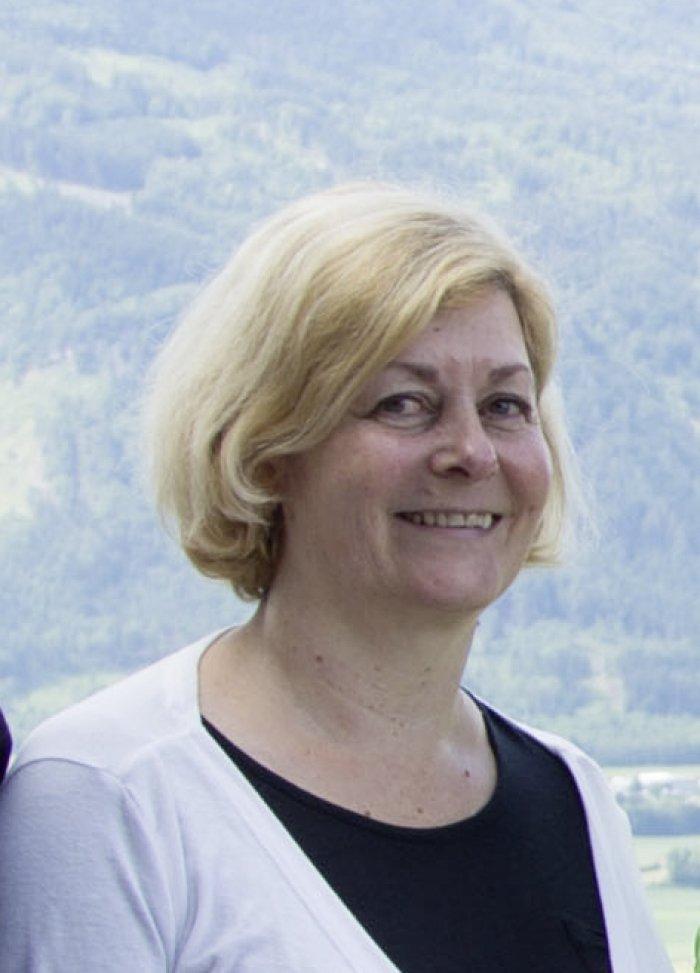 Christina Jonke  Porträt
