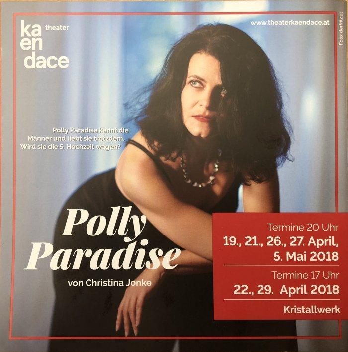 Polly Paradise von Christina Jonke im Kristallwerk in Graz