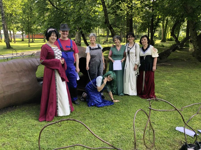 Rosentaler LeseTheater - Team