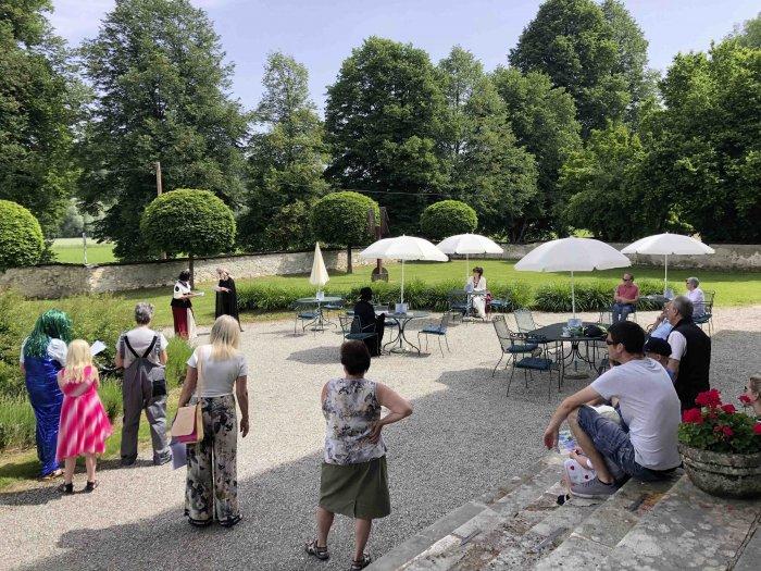 Rosentaler LeseTheater - Schloss Rosegg (1)