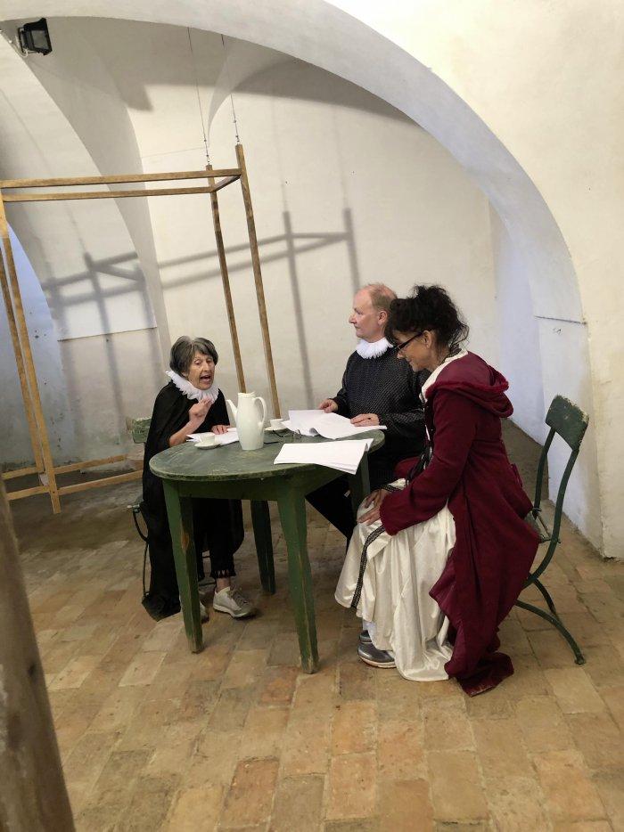 Rosentaler LeseTheater - Schloss Rosegg