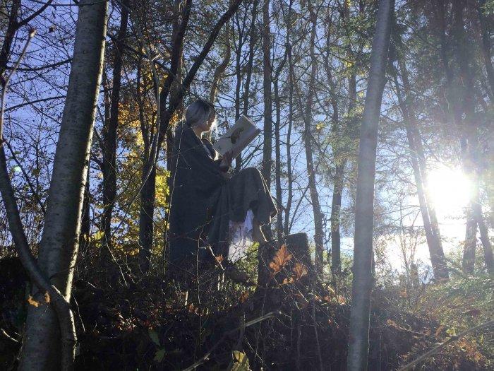 Die wilden Weiber in den Wäldern